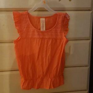 Girls size LG10-12 shirt
